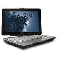 HP tx2000 Entertainment Notebook