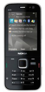 Nokia N78 Mobile Phone