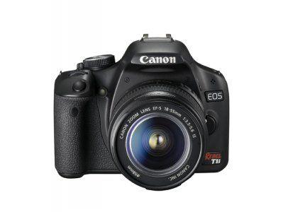 Canon EOS Rebel T1i Digital SLR
