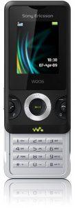 Sony Ericsson W205 Walkman phone