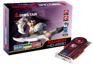BIOSTAR HD 4890