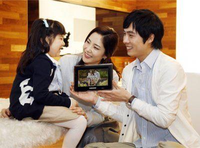 Samsung SPF-87H Digital Photo Frame