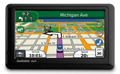 Garmin nuvi 1490T Ultra Thin GPS Navigator