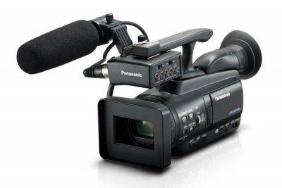 Panasonic AG-HMC40 camcorder