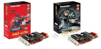 PowerColor Fastest HD4890