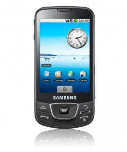 Samsung I7500 - Android Powerd Phone