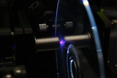 GE Holographic Storage Technology
