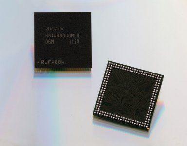 Hynix new 54nm-based DDR2 DRAM