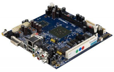 VIA VB8002 Mini-ITX board