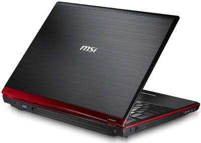 MSI GX623 laptop