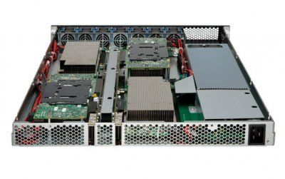 New Telsa S1070 Preconfigured Cluster from NVIDIA