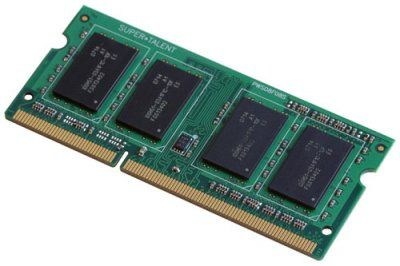 Super Talent DDR3 memory for Mac
