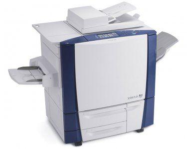 Xerox ColorQube 9200 multifunction printer - Inside View