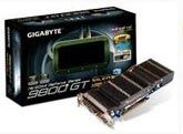 GIGABYTE Silent Cell Thermal Resolution with GV-N98TSL-1GI Graphics Card