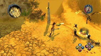 Sacred 2: Fallen Angel for Xbox360 and PS3
