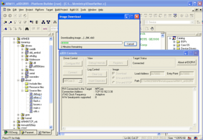 ARM-Realview-gui
