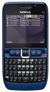 Nokia E63 1