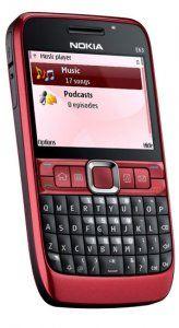 Nokia E63 2