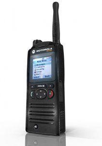 Motorola CEP400 TETRA Radio