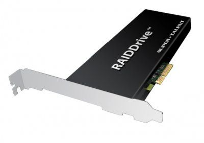 Super Talent PCIe RAIDDrive Workstations