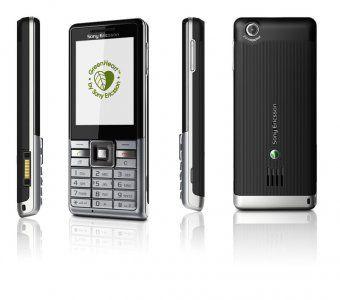 Sony Ericsson Naite phone