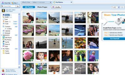 My Photos by Xoopit Application for Yahoo Mail