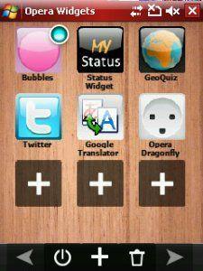Opera Mobile 9.7 beta