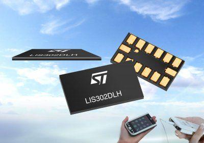 STM-MEMS-LIS302DLH