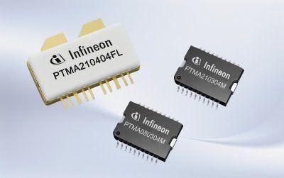 Infineon-DualLDMOS-Amplifier-