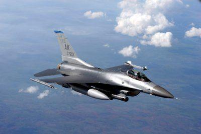 F-16-Fighting