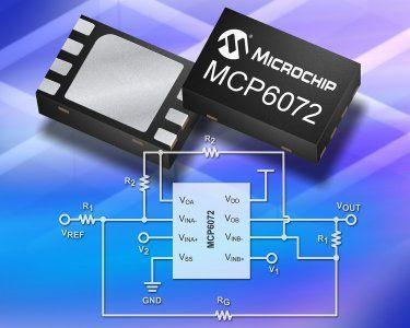 Microchip-MCP6072