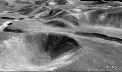 Moon Terrain