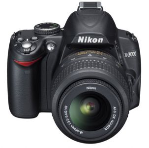 Nikon D3000 1