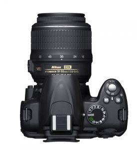 Nikon D3000 2