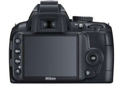 Nikon D3000 3