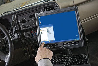 Motorola MW810 1