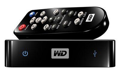WD TV Mini Media Player 1