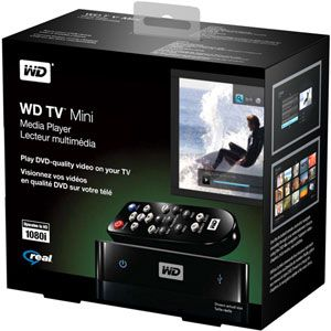 WD TV Mini Media Player 3