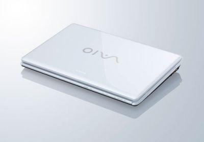 Sony VIAO CW White